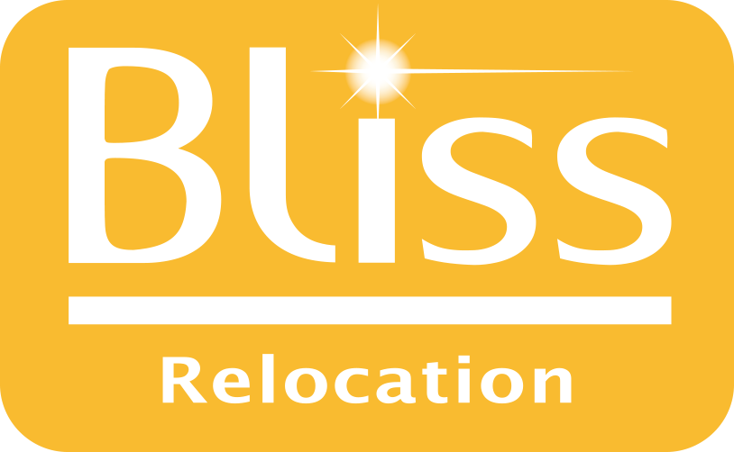 Logo Bliss Relocation